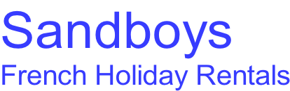 Sandboys French Holiday Rentals